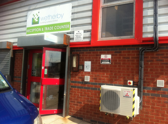 Wetherby Building Systems Air Conditioning Installation